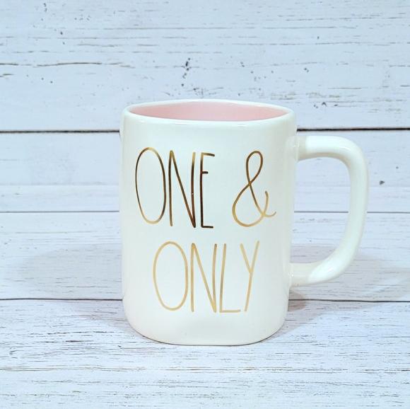 Rae Dunn Mug ONE & ONLY
